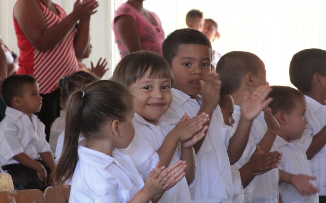 God is moving in Honduras