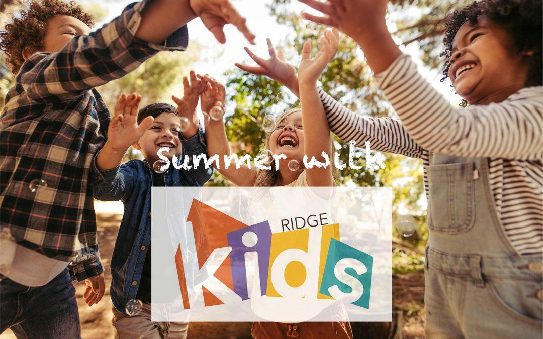 RK Summer Happenings